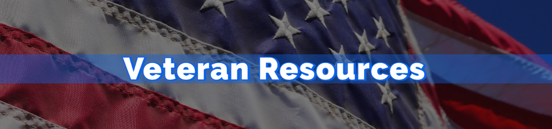 Veteran Resources Banner